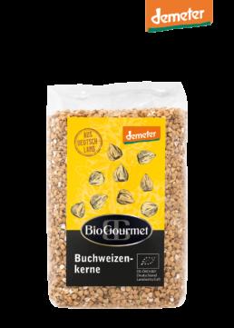 BioGourmet Buchweizenkerne demeter