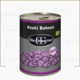 BioGourmet Azuki Bohnen in der Dose